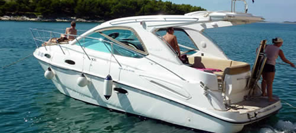 Yachten innenausstattung  Charter Motor Yacht